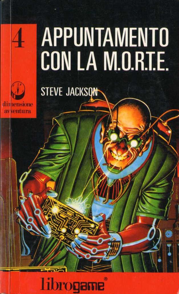 Il mondo dei librogames recensioni for Cabine nel buco del jackson