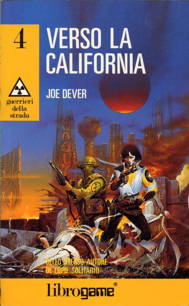Verso la California