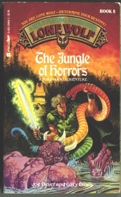 The Jungle of Horrors