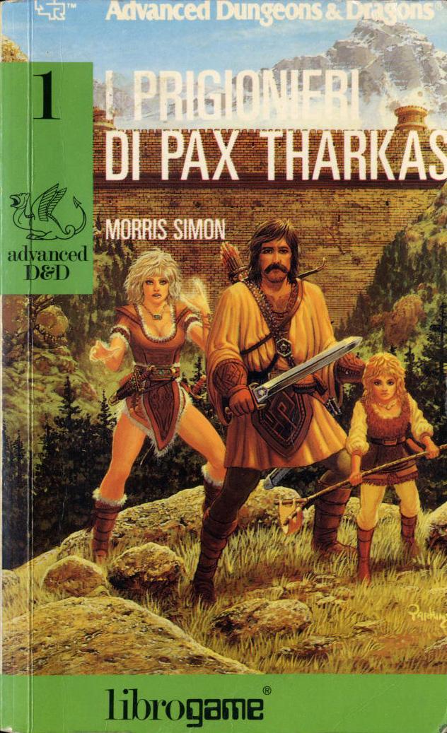 I Prigionieri di Pax Tharkas