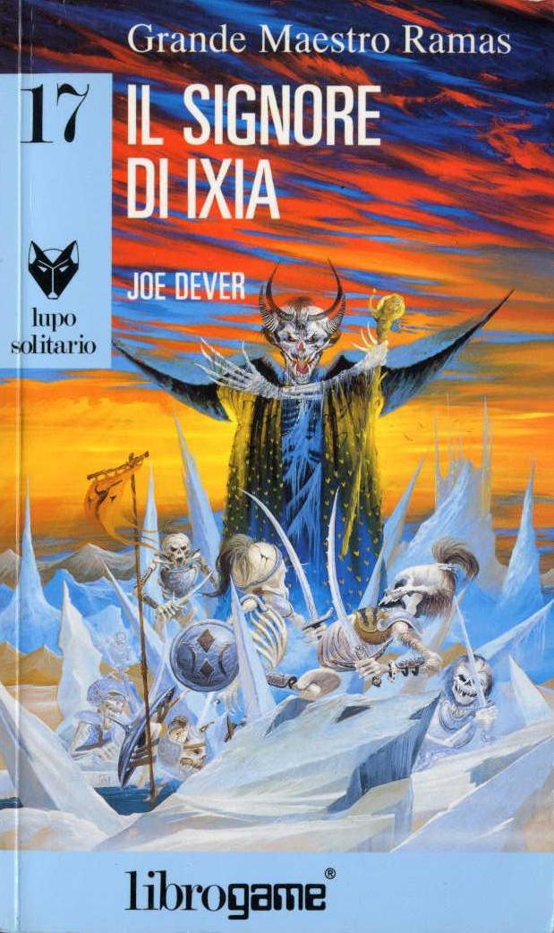 Il Signore di Ixia