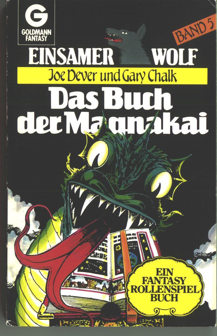 Das Buch der Magnakai