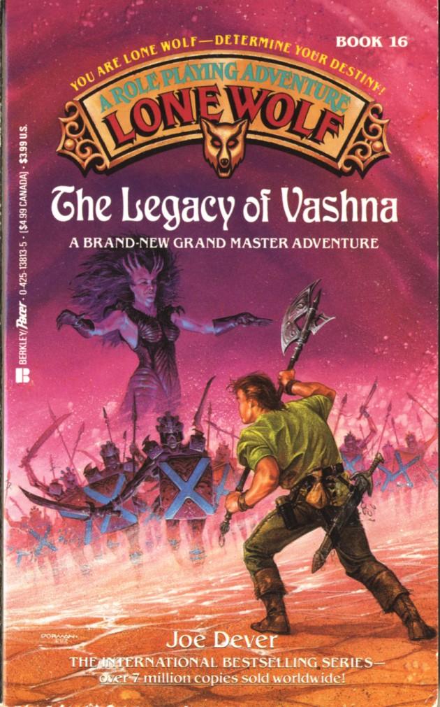 The Legacy of Vashna