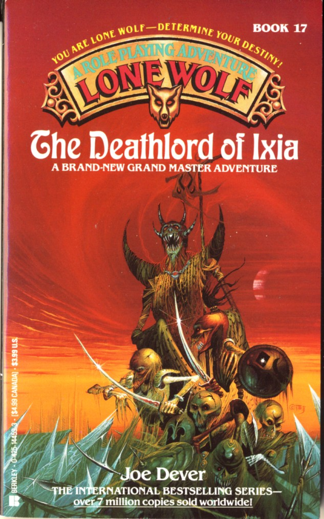 The Deathlord of Ixia