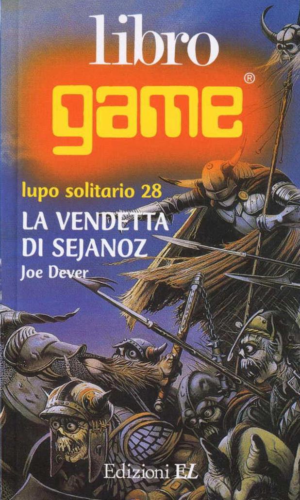La Vendetta di Sejanoz
