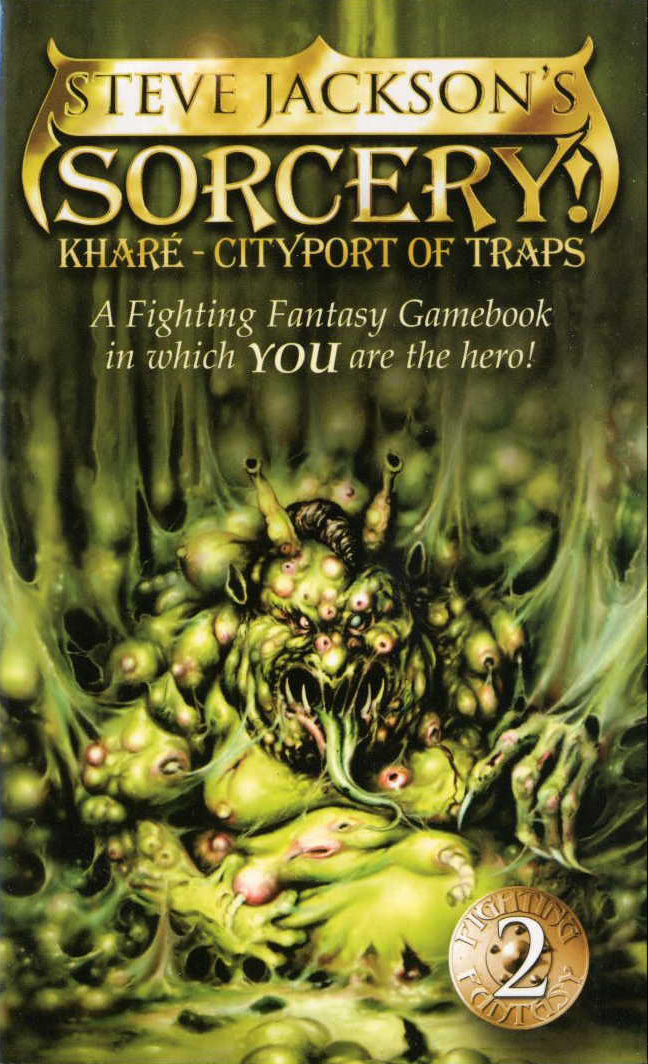 Kharé - Cityport of Traps