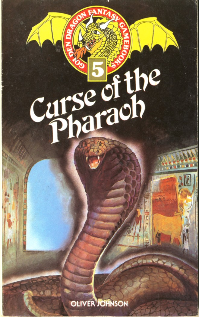 The Curse of the Pharaoh