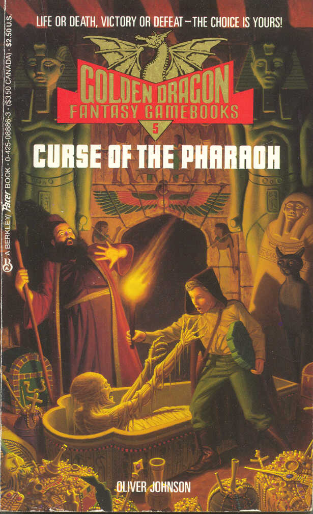 The Curse of the Pharaoh