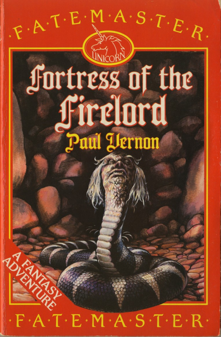 Fortress of the Firelord