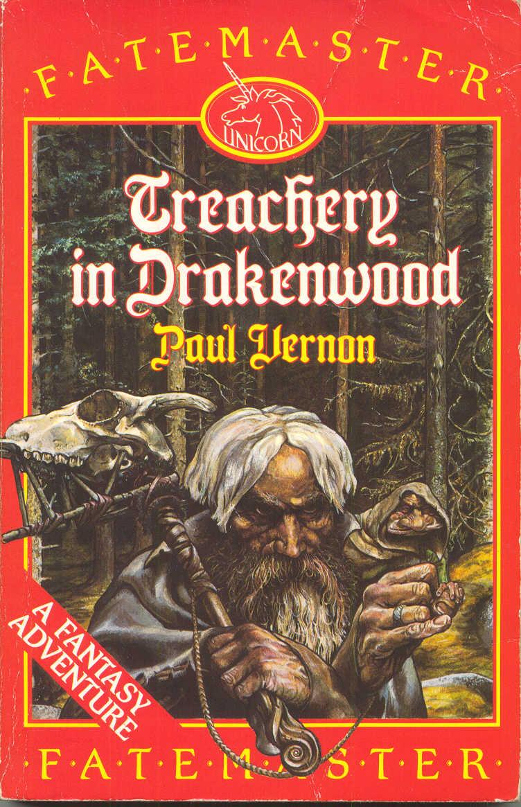 Treachery in Drakenwood