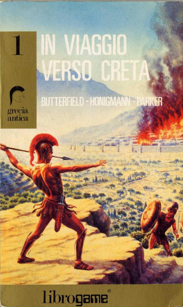 In Viaggio verso Creta