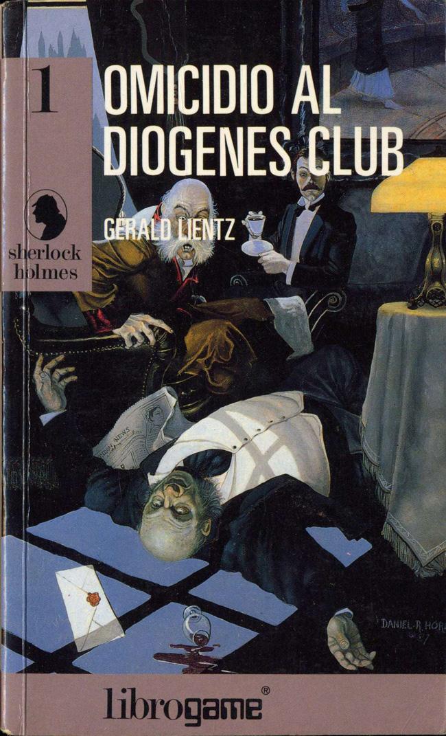Omicidio al Diogenes Club
