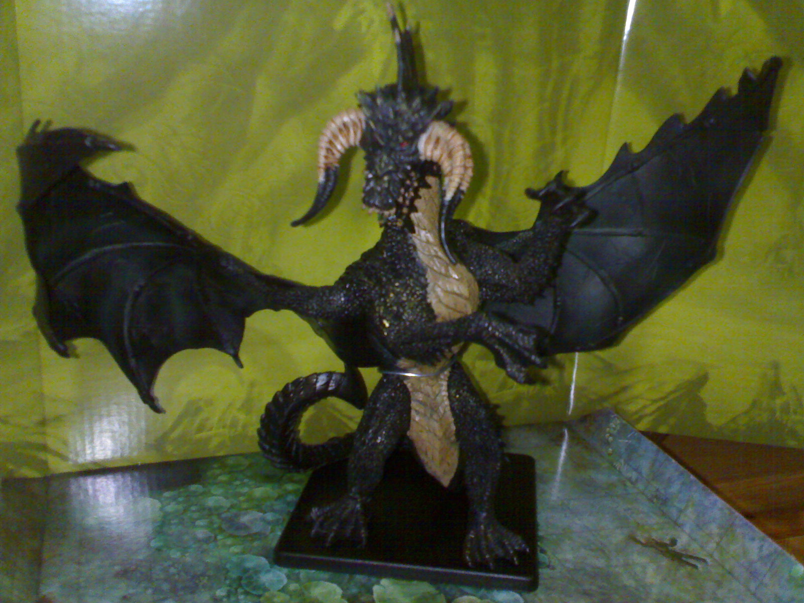 D&D Gargantuan Black Dragon