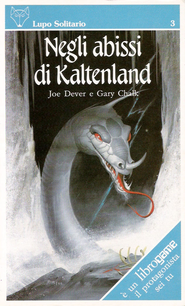Negli Abissi di Kaltenland (1a Ed.)