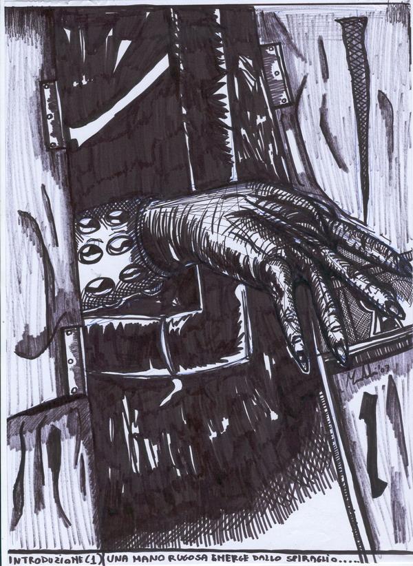 Allagamento- Illustrazione