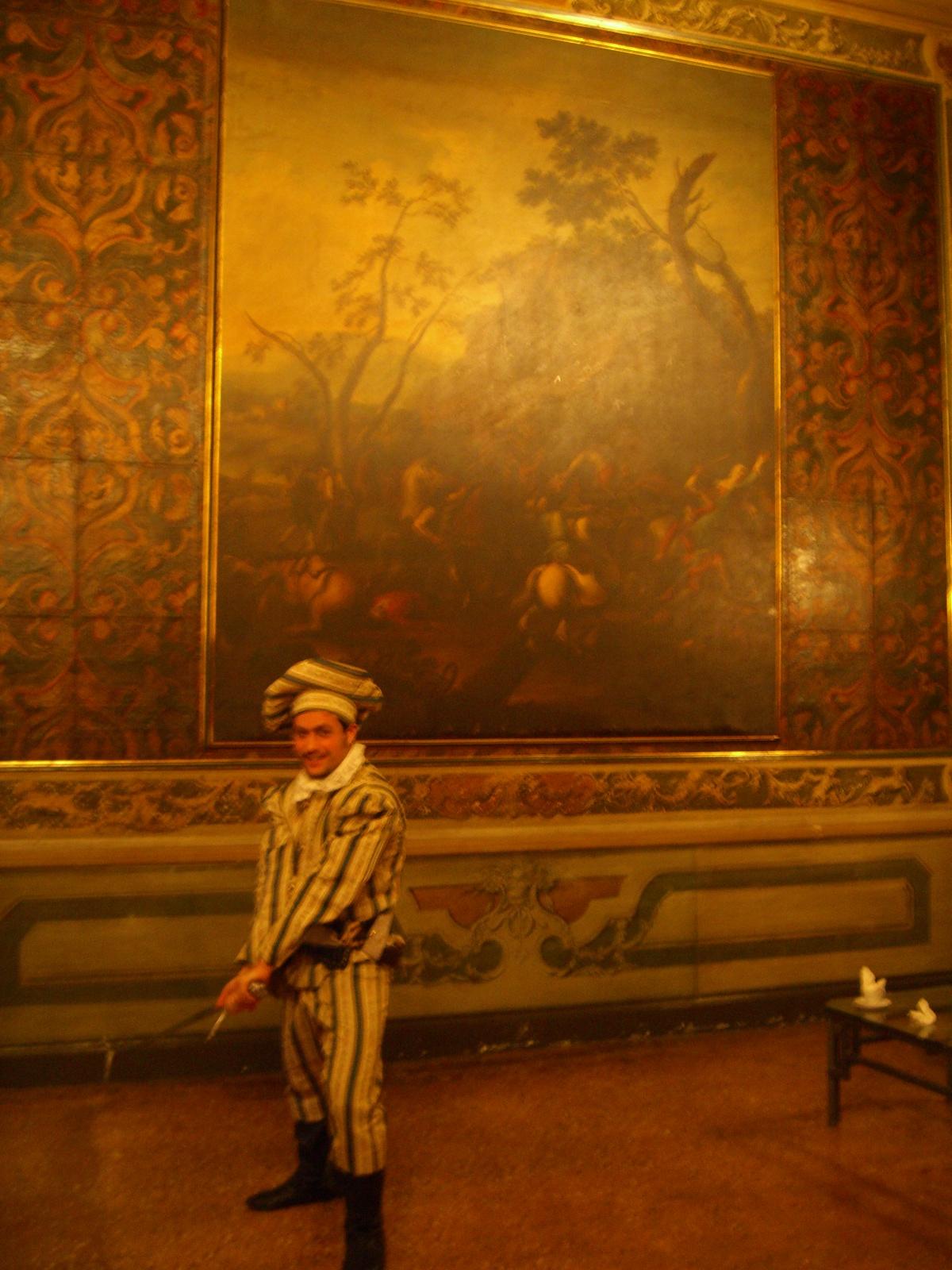 qua ero dentro al casinò di venezia...il più antico d' europa!! ^__^
