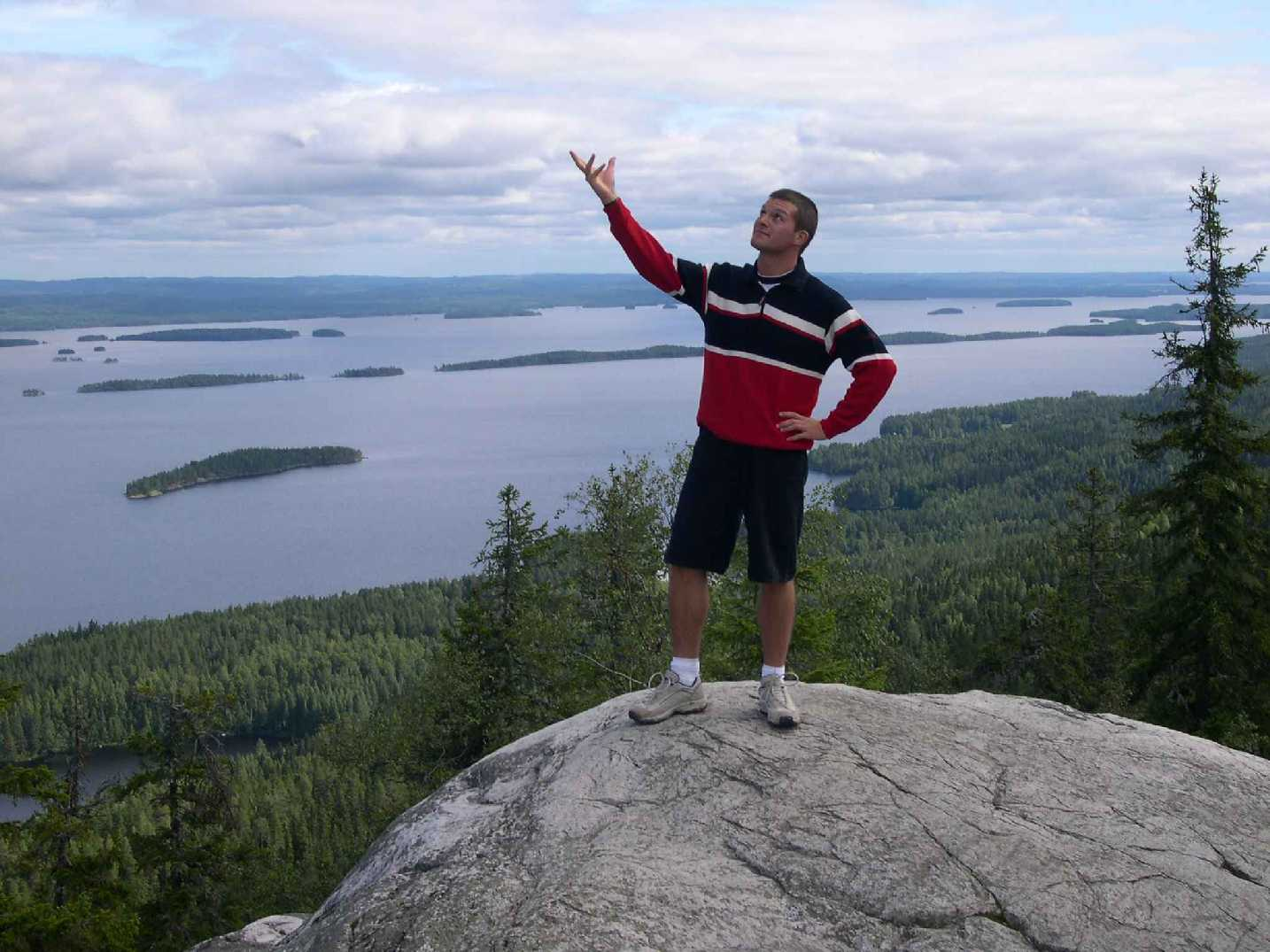 Finlandia - Lago Pielinen