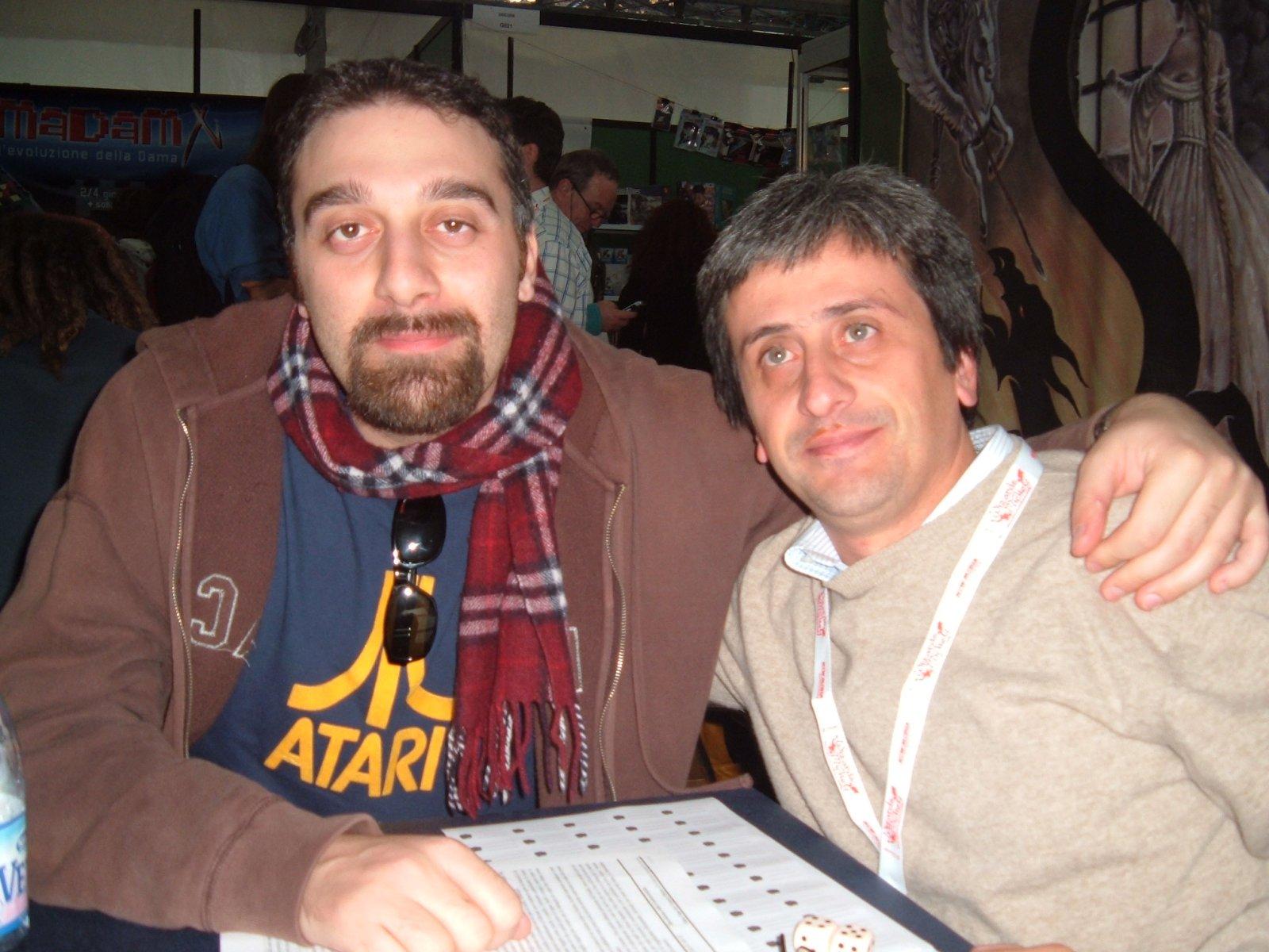 Io e Rob