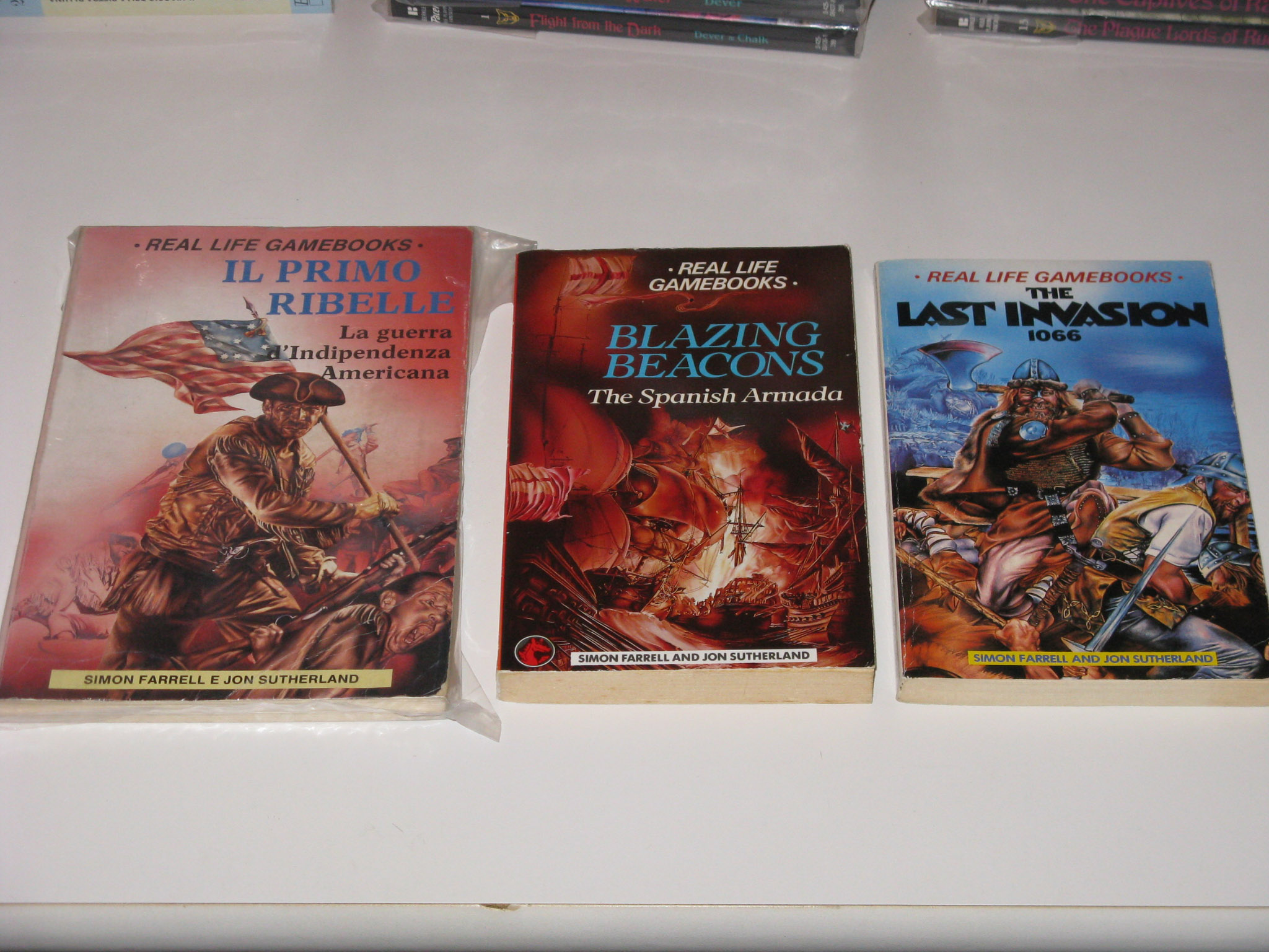 Real Life Gamebooks
