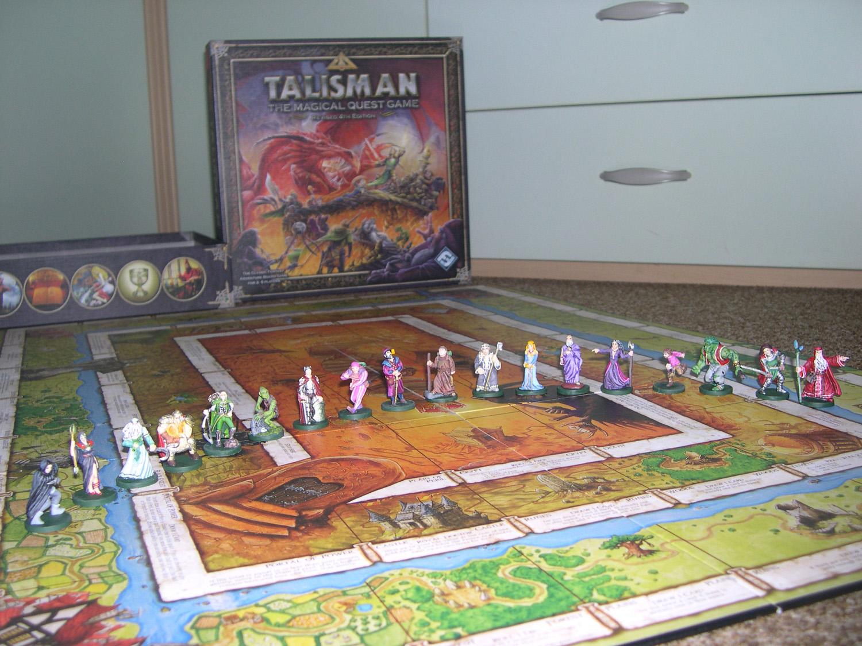 TalismanFFG Miniatures01.JPG